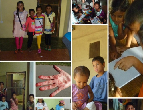 Octobre 2012 : deuxième voyage à Sauraha
